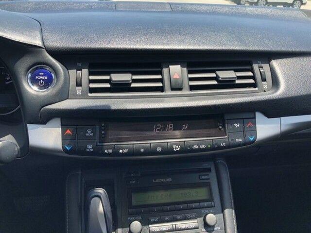 2015 Lexus CT 200h HYBRID 5dr Sdn Hybrid