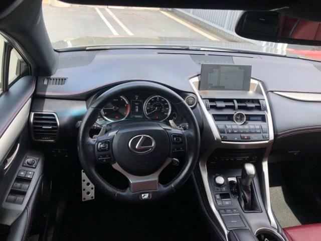 2015 Lexus NX 200t AWD 4dr F Sport