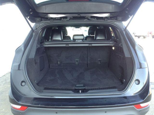 2015 Lincoln MKC 4 Door Sport Utility