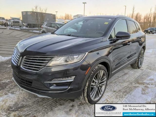 2015 Lincoln MKC Reserve  |2.3L|Rem Start|Nav|Panoramic Vista Roof