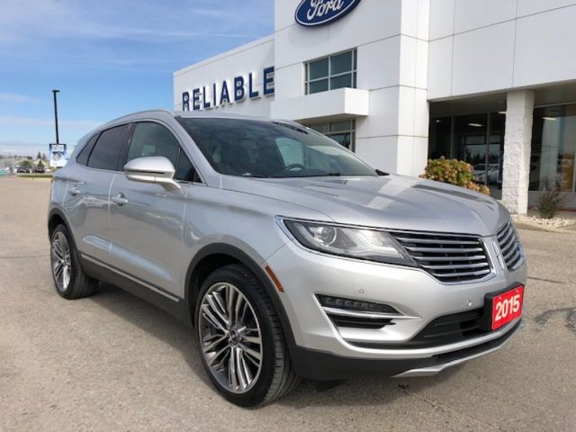 2015 Lincoln MKC 4DR AWD  - $201 B/W - Low Mileage