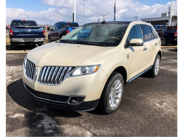 2015 Lincoln MKX Select