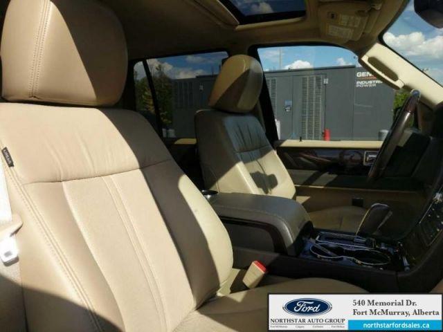 2015 Lincoln Navigator L Reserve 3.5L Rem Start Nav Moonroof 2nd Row Bucket W/ Console DV