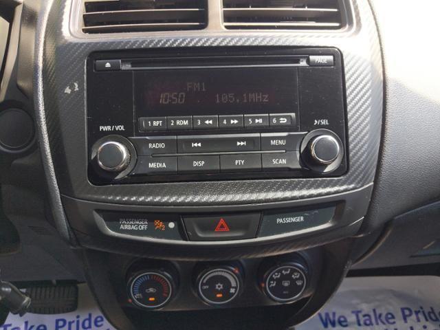 2015 Mitsubishi Outlander Sport AWD 4dr CVT ES