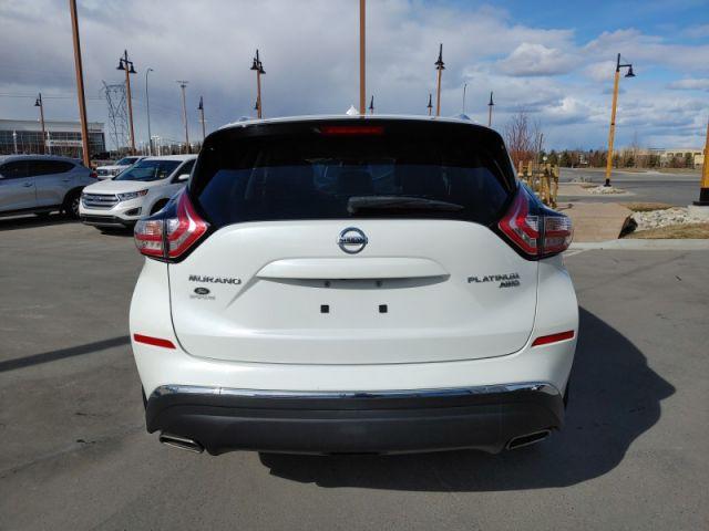 2015 Nissan Murano Platinum  - Sunroof -  Navigation - $167 B/W