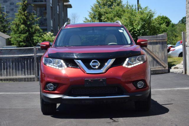 2015 Nissan Rogue SL  | AWD | BOSE AUDIO | LEATHER |
