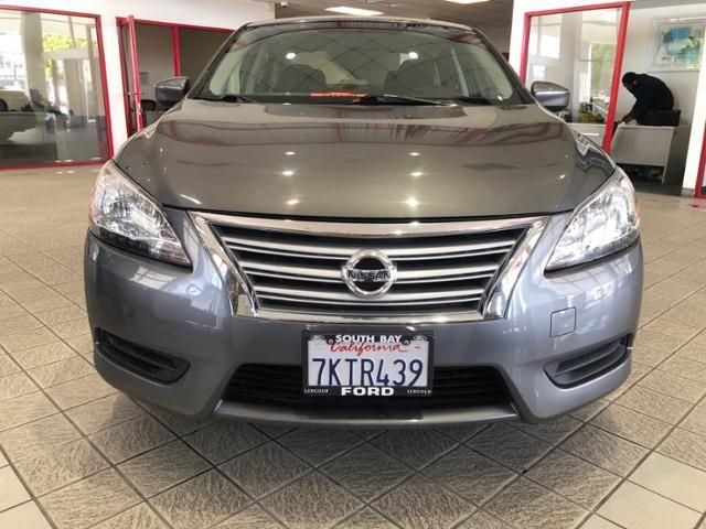 2015 Nissan Sentra 4dr Sdn I4 CVT SV