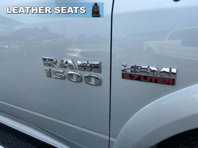 2015 Ram 1500 LARAMIE  - Leather Seats - $258 B/W