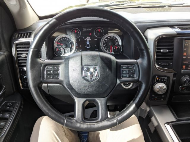 2015 Ram 1500 SPORT  - Leather Interior - Heated & Cooled Seats