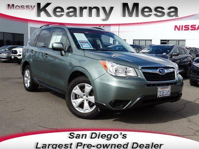 2015 Subaru Forester For Sale In San Diego San Diego Area Dealership
