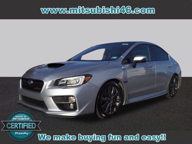2015 Subaru WRX Limited