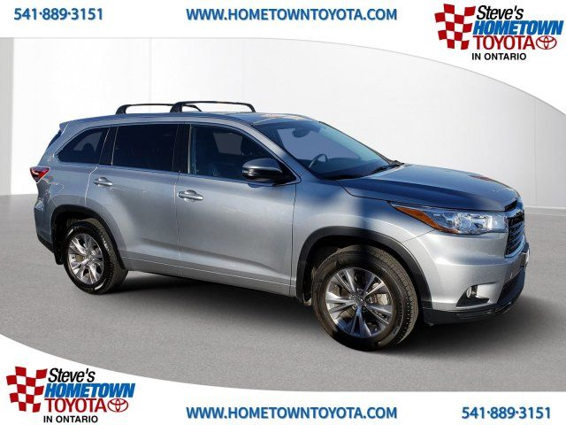 2015 Toyota Highlander For Sale >> 2015 Toyota Highlander For Sale In Ontario Hometown Toyota