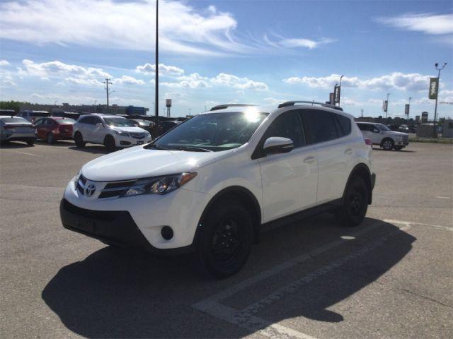2015 Toyota RAV4 LE AWD  - Bluetooth