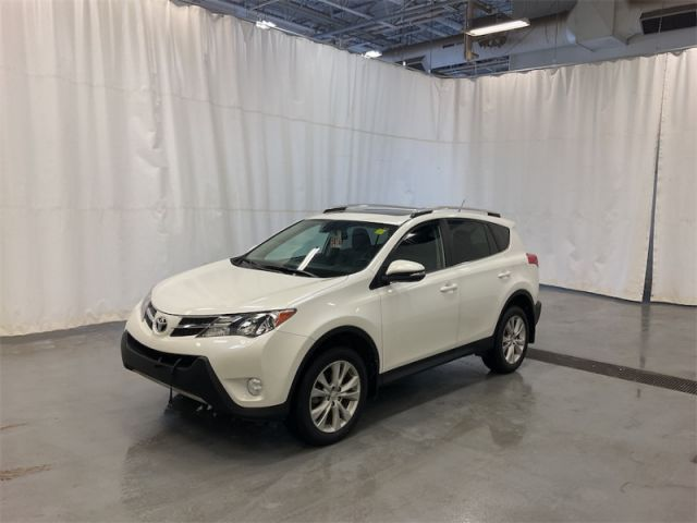2015 Toyota RAV4 AWD Limited  |ALBERTA'S #1 PREMIUM PRE-OWNED SELECTION