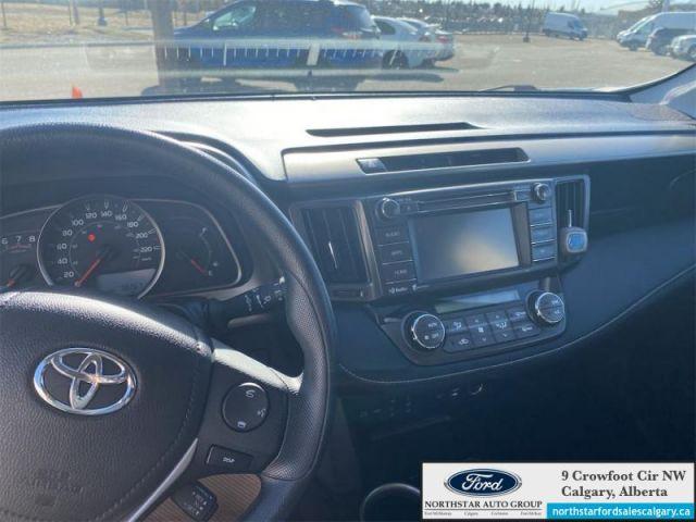 2015 Toyota RAV4 XLE  |XLE| AWD| SUNROOF| CLOTH| - $181 B/W