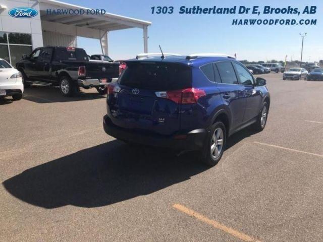 2015 Toyota RAV4 XLE-SUNROOF-HEATED SEATS-144 B/W