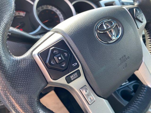 2015 Toyota Tacoma TACOMA TRD CREW CAB 4X4 LIMITED
