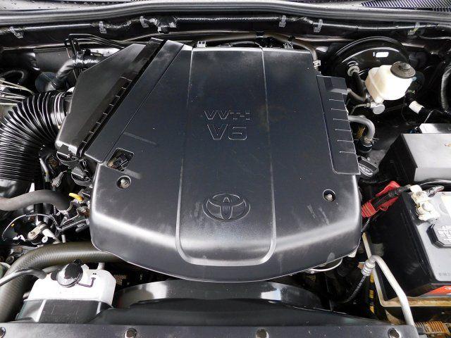 2015 Toyota Tacoma DBL CAB LB 4WD V6