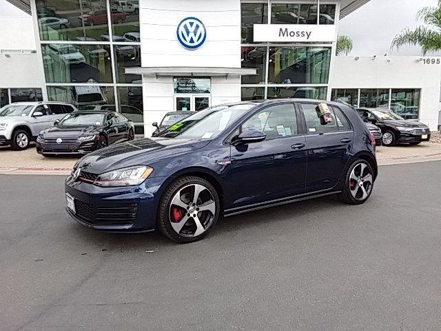 Vw San Diego >> 2015 Volkswagen Golf Gti For Sale In San Diego San Diego