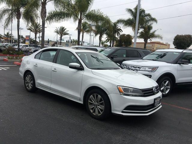 2015 Volkswagen Jetta 4dr Auto 1.8T SE PZEV