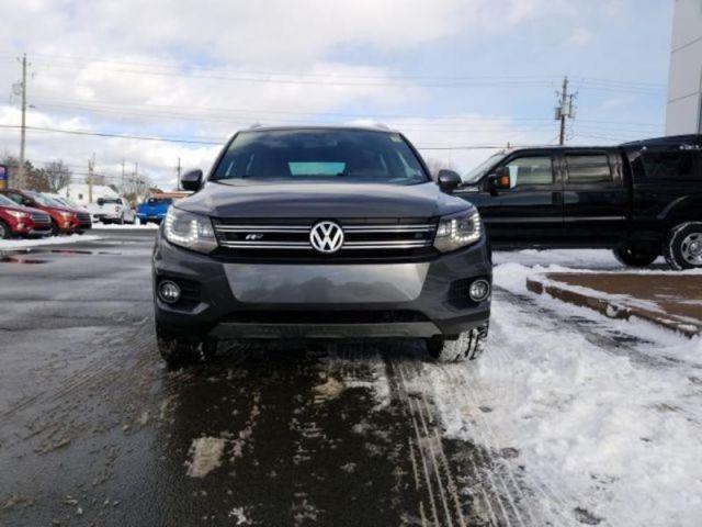 2015 Volkswagen Tiguan -