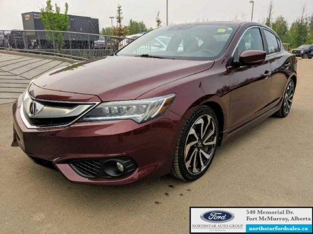 2016 Acura ILX Premium  |2.4L|Rem Start|Nav|Moonroof