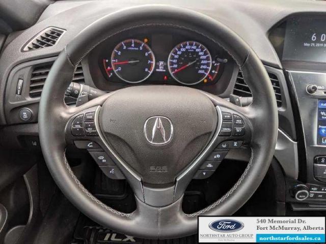 2016 Acura ILX Premium   2.4L Rem Start Nav Moonroof