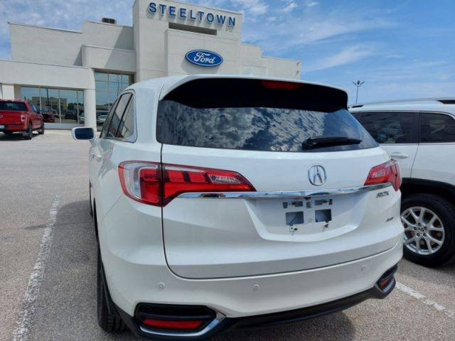 2016 Acura RDX Elite  - Navigation -  Cooled Seats