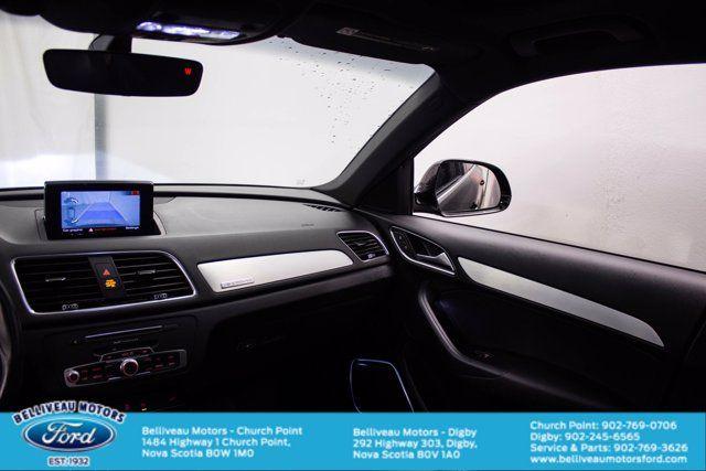 2016 Audi Q3 Prestige