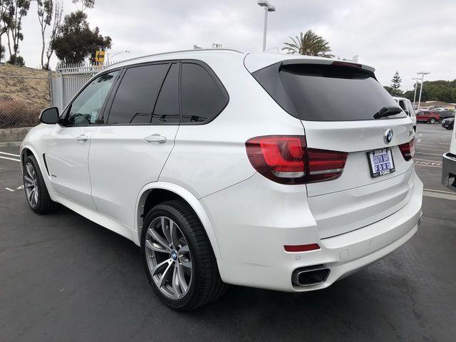 2016 BMW X5 AWD 4dr xDrive50i