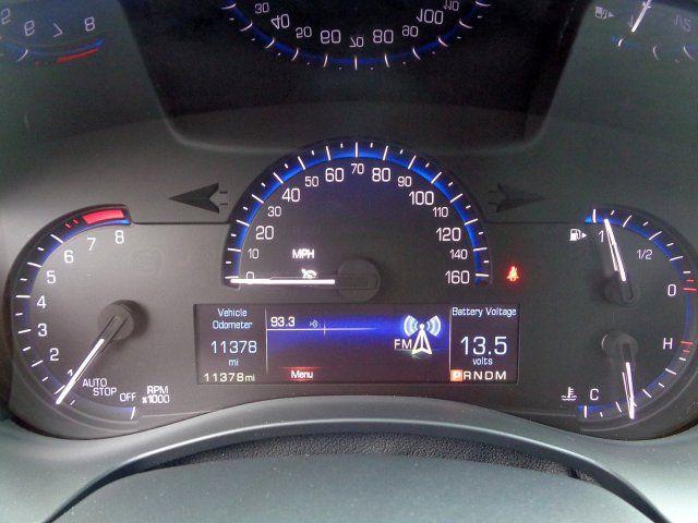 2016 Cadillac ATS Coupe Standard AWD