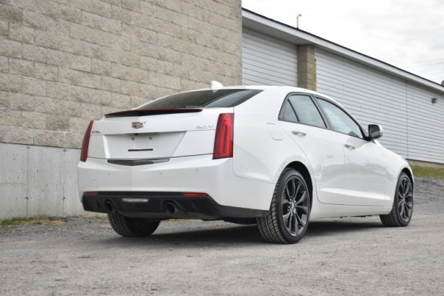 2016 Cadillac ATS Sedan Luxury Collection  - Leather Seats