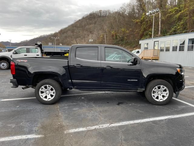 2016 Chevrolet Colorado 4WD Crew Cab 128.3 LT