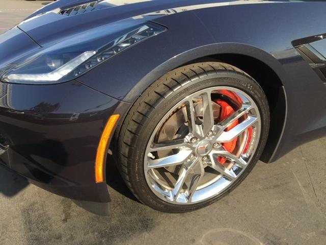 2016 Chevrolet Corvette 2dr Stingray Z51 Cpe w/2LT