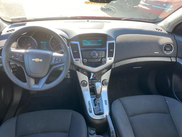 2016 Chevrolet Cruze 4dr Sdn Auto LT w/1LT