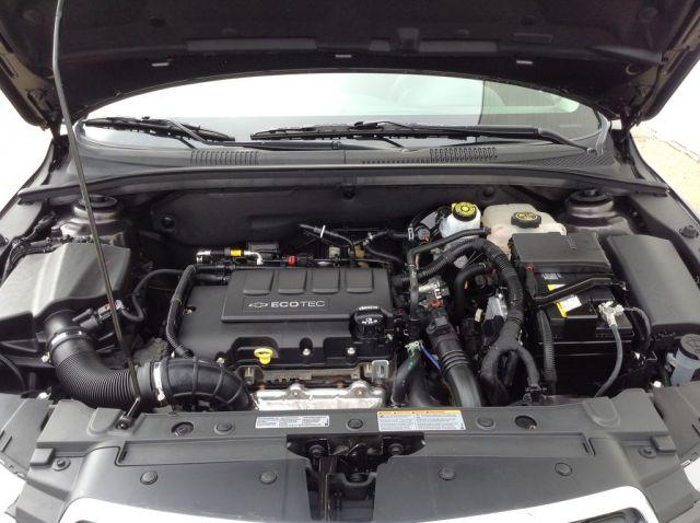 2016 Chevrolet Cruze Limited 4 Door Car