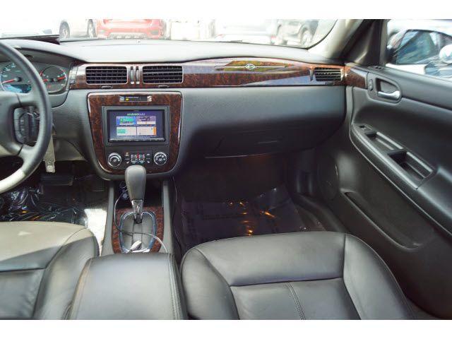2016 Chevrolet Impala Limited LTZ Fleet