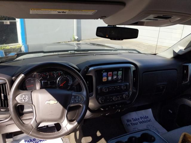 2016 Chevrolet Silverado 1500 4WD Double Cab 143.5 LT w/1LT