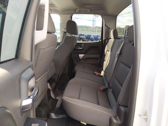 2016 Chevrolet Silverado 1500 4WD Double Cab 143.5 LT w/2LT