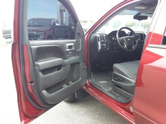 2016 Chevrolet Silverado 1500 4WD Crew Cab 153.0 LT w/1LT