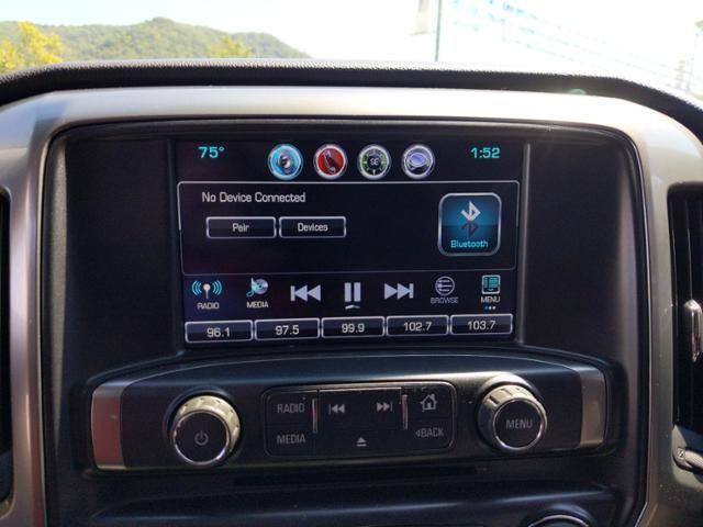 2016 Chevrolet Silverado 1500 4WD Crew Cab 153.0 LT w/2LT