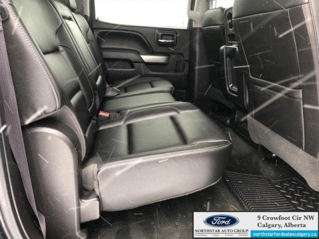 2016 Chevrolet Silverado 1500 LT   CREWCAB  LEATHER  LT 