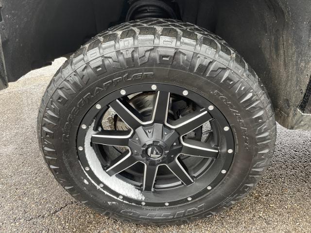 2016 Chevrolet Silverado 1500 4WD Crew Cab 143.5 LT w/2LT