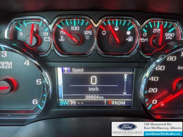 2016 Chevrolet Silverado 1500 LTZ   5.3L Rem Start Moonroof Low Mileage