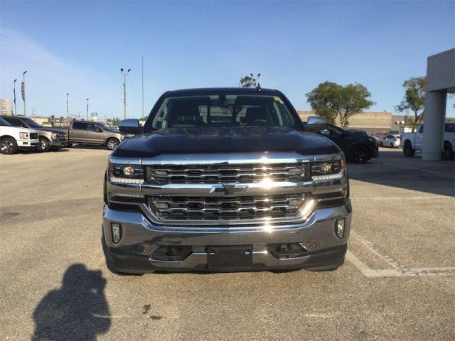 2016 Chevrolet Silverado 1500 LTZ  -  Bluetooth