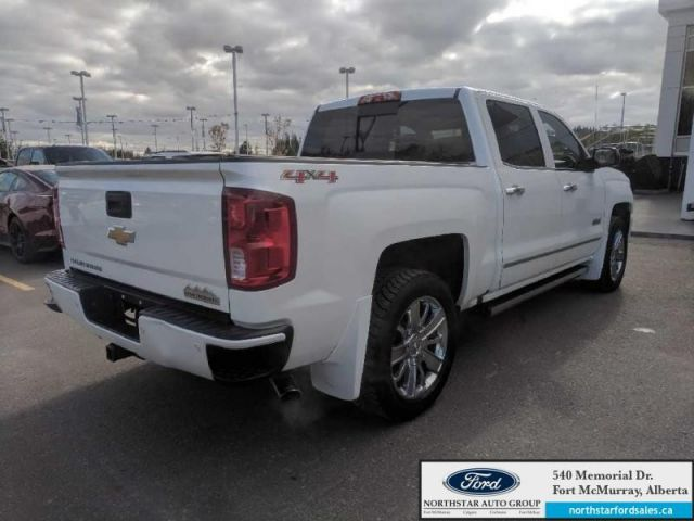 2016 Chevrolet Silverado 1500 High Country|5.3L|Rem Start|Nav|Power Deployable Running Boards
