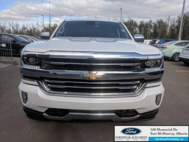 2016 Chevrolet Silverado 1500 High Country|5.3L|Rem Start|Nav|Power Deployable Running Boards