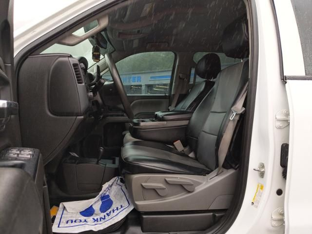 2016 Chevrolet Silverado 2500HD 4WD Crew Cab 153.7 Work Truck