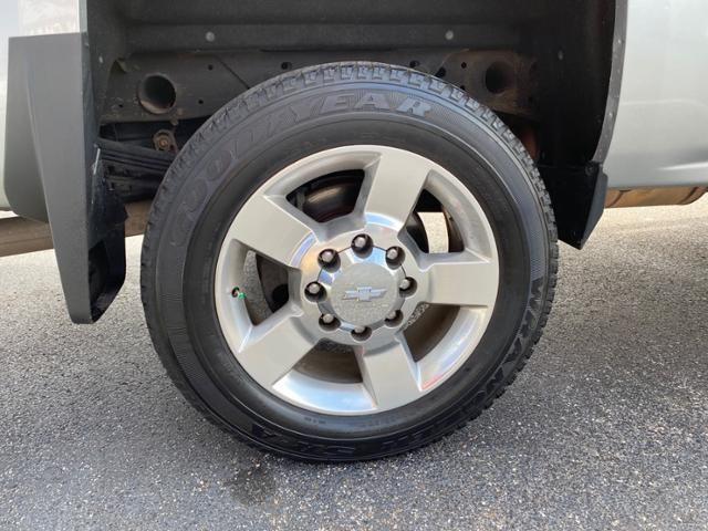 2016 Chevrolet Silverado 2500HD 4WD Crew Cab 153.7 LT