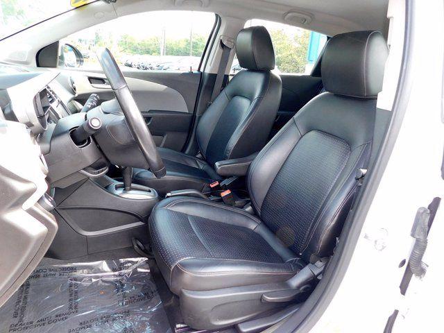 2016 Chevrolet Sonic LTZ